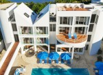 View of the Full Villa (Antilles Pearl)
